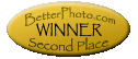 BetterPhoto.com Photo Contest SECOND PLACE Winner